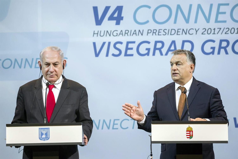 L'acte manqué de Benyamin Netanyahou en Hongrie