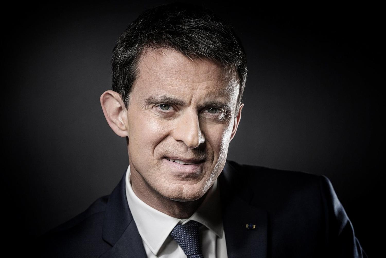 Conférence de l'ancien Premier Ministre français Manuel Valls à Tel Aviv le 31/10